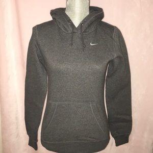 NWOT! Gray Nike Hoodie XS